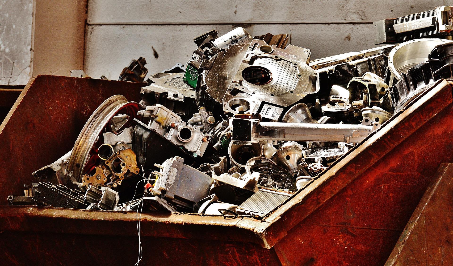 إعادة تدوير المعادن، ما هي، أهميتها، مميزاتها،مراحلها وتفاصيلها